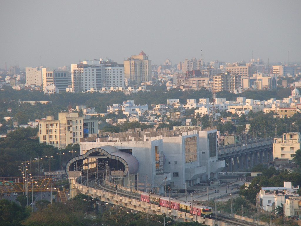Pune Real Estate – The calm eye of the storm