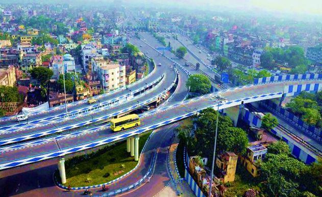 Hyderabad flyover