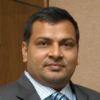 Sanjay Jain at the office