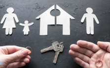 Property rights of a woman after divorce