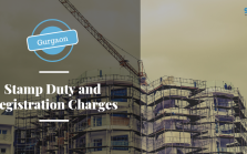 stamp duty and registration charges in Gurgaon