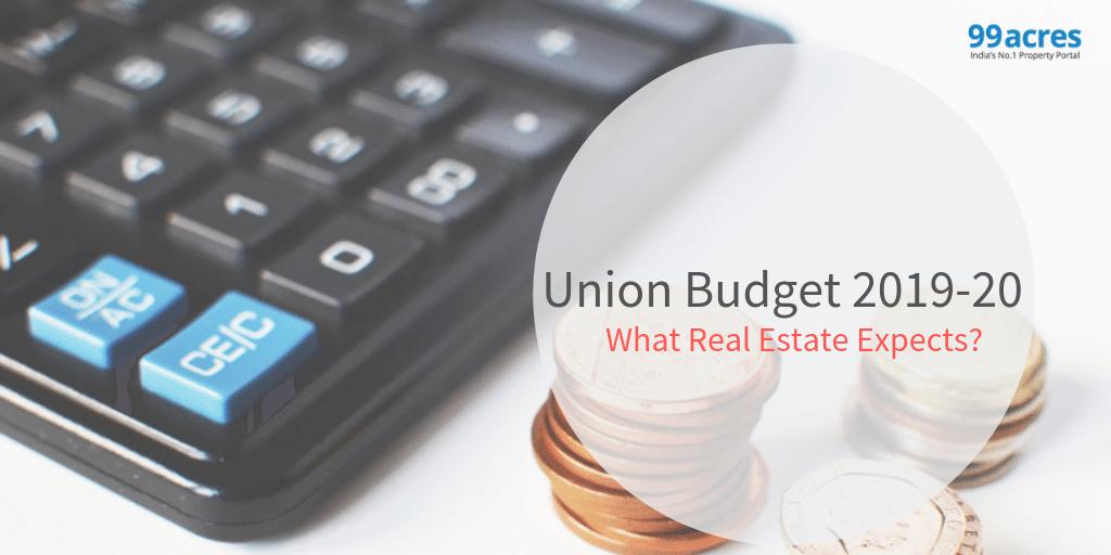 Pre-Budget expectations 2019-20