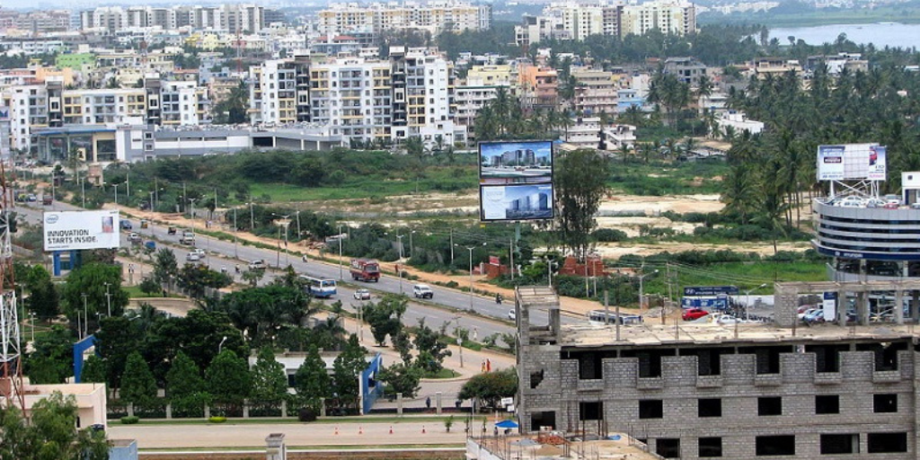 infrastructure projects in Bangalore