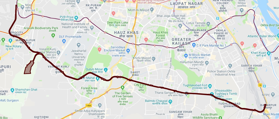 Delhi Metro Phase 4 approval to propel real estate
