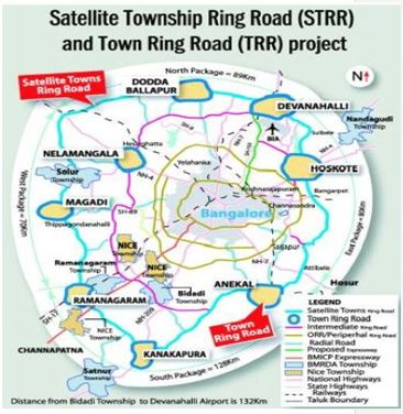 Satellite Town Ring Road
