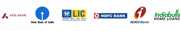 Axis Bank, SBI, LIC, HDFC, ICICI & Indiabulls Housing Finance Limited