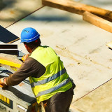Use of recycled plastic in the construction industry