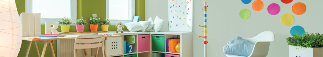 Choice of colours for your home walls